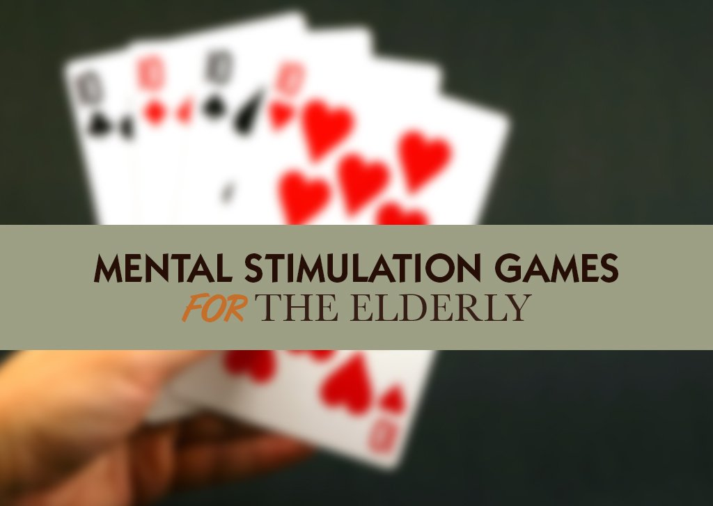 Mental Stimulation Games for the Elderly